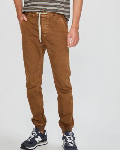 Прямые брюки на резинке с карманами Medicine