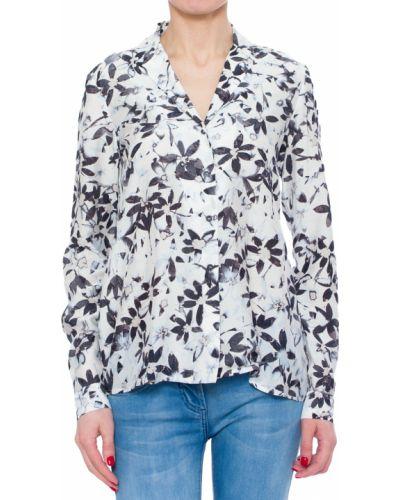 Блузка из вискозы шелковая Patrizia Pepe