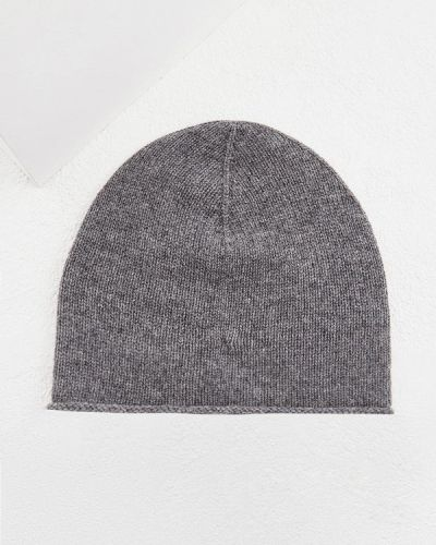 Серая шапка осенняя Coccinelle