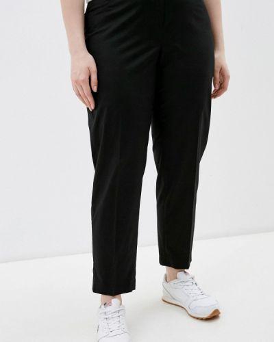 Повседневные черные брюки Elena Miro