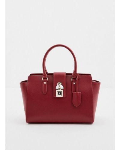Кожаный сумка с ручками Patrizia Pepe