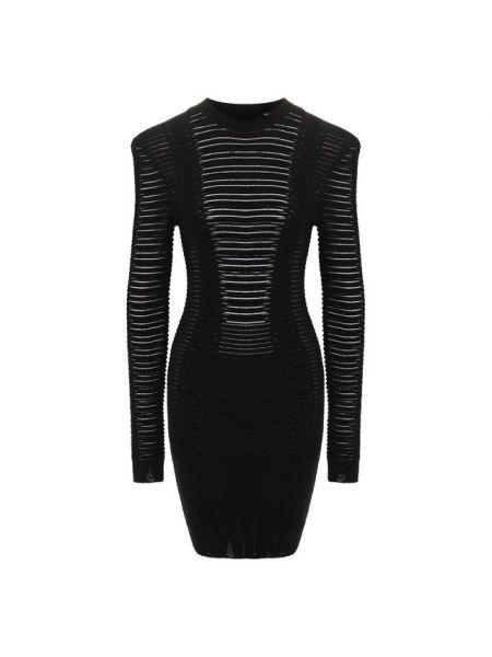 Вечернее платье платье-поло Balmain