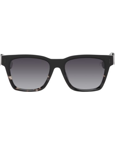 Черные солнцезащитные очки металлические Bape