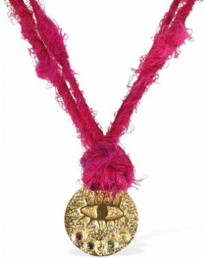Naszyjnik ze złota ze srebra Hermina Athens