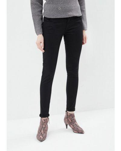 Черные зауженные брюки Phard