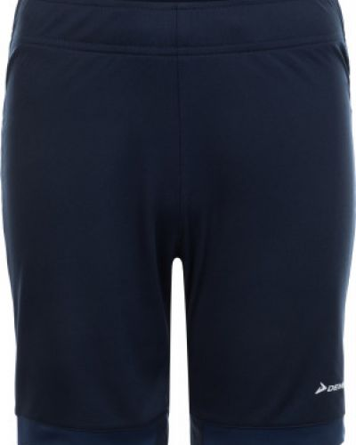 Синие шорты спортивные Demix