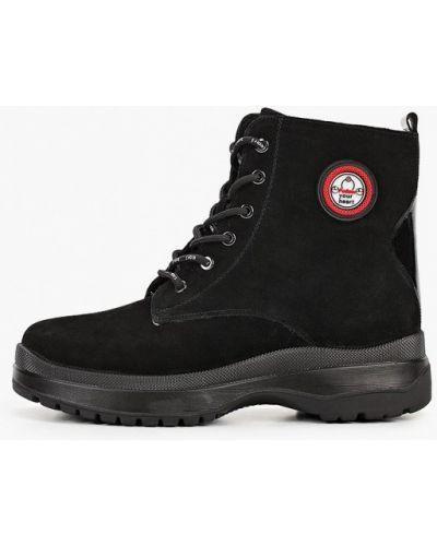 Ботинки - черные Kari