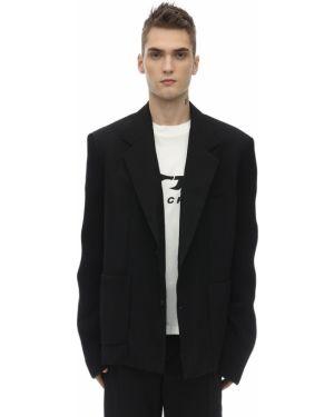 Пиджак с заплатками с лацканами Botter