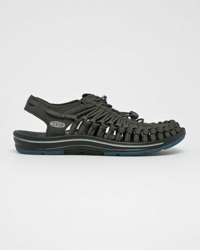 Спортивные сандалии плоский серые Keen