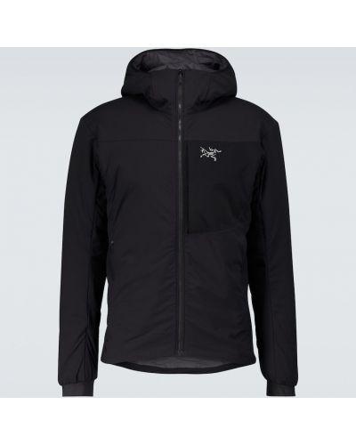Облегченная куртка - черная Arcteryx