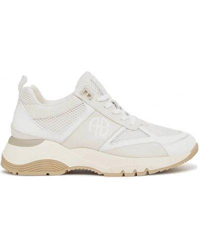 Białe sneakersy Anine Bing