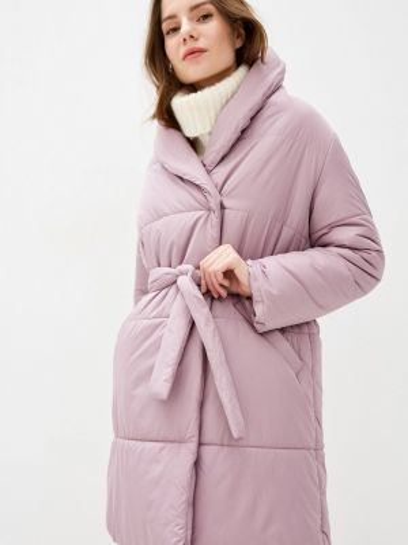 Розовая куртка Zarina