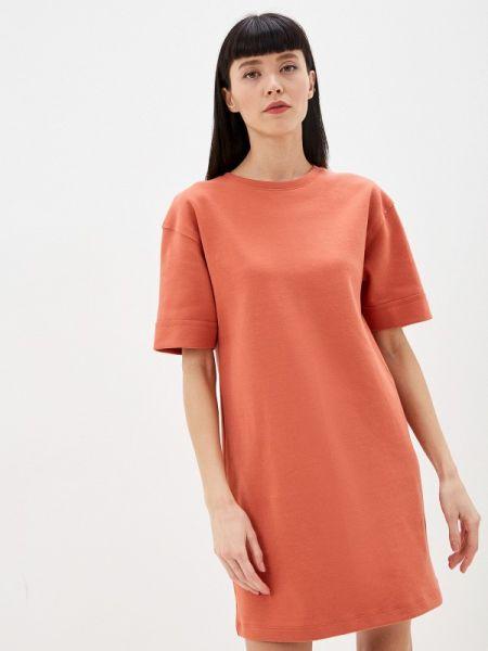 Платье платье-толстовка весеннее Sela