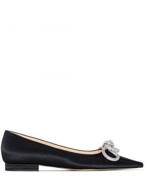 Черные туфли на шпильке Mach & Mach