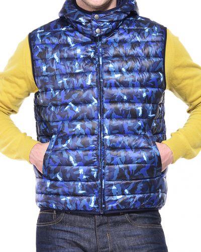 Синяя жилетка Trussardi Jeans