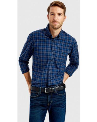 Рубашка - синяя O'stin
