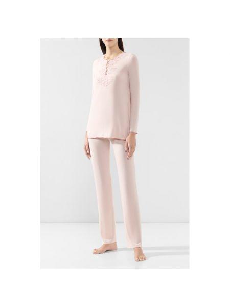 Пижама - розовая Ritratti Milano