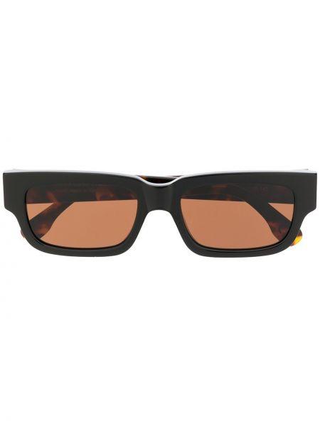 Коричневые солнцезащитные очки Retrosuperfuture