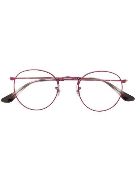 Oprawka do okularów okrągły metal Ray-ban