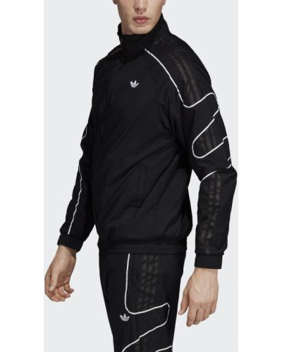 Костюм черный спортивный Adidas