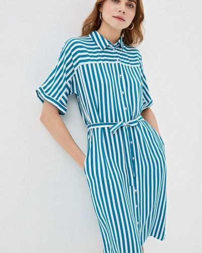Платье платье-рубашка весеннее Zarina