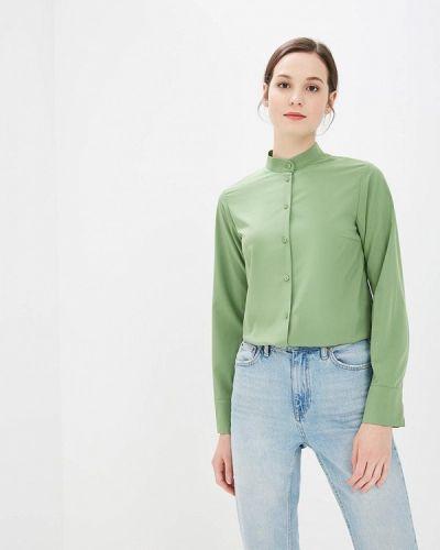 Блузка зеленый весенний Ruxara