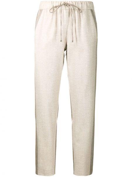Шерстяные прямые брюки D.exterior