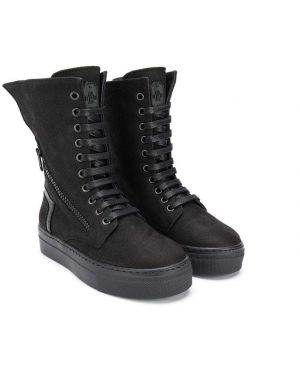 Черные ботинки Bruno Bordese Next Generation