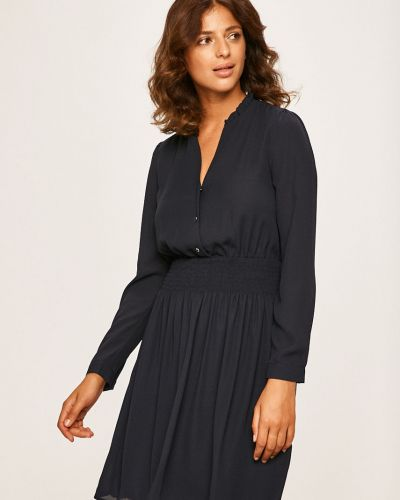 Платье мини с поясом на резинке Morgan