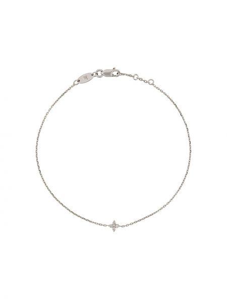 Bransoletka ze złota łańcuch srebro Redline
