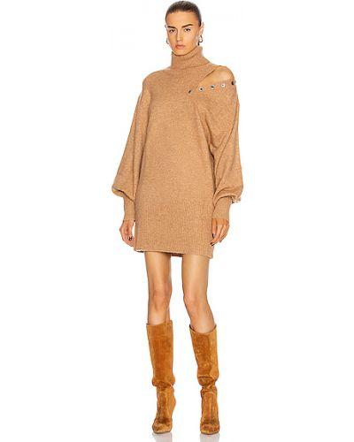Облегченное шерстяное платье Marissa Webb