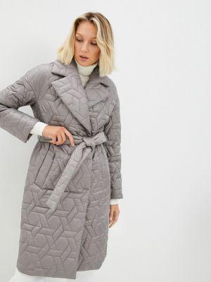 Серая куртка утепленная Avalon