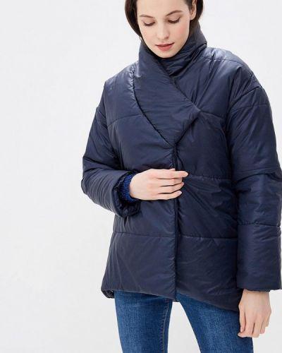 Утепленная куртка - синяя Clabin