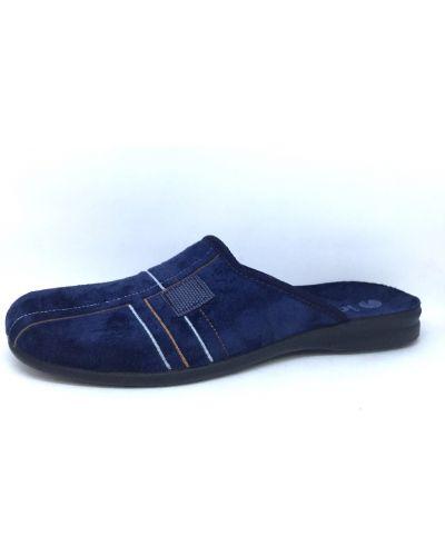 Синие легкие тапочки Inblu