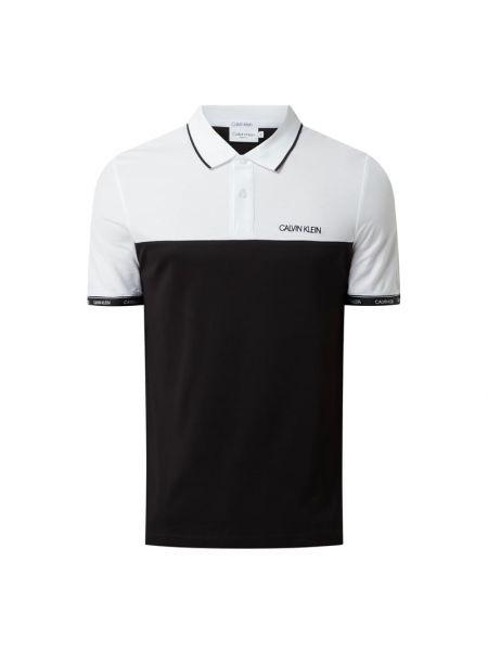 Czarna t-shirt bawełniana Ck Calvin Klein