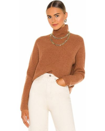 Кашемировый свитер - оранжевый 360cashmere