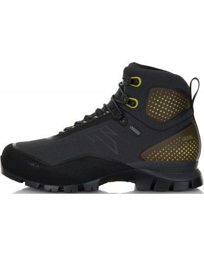 Треккинговые ботинки кожаные спортивные Tecnica