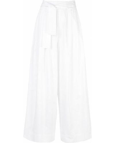 Свободные брюки палаццо с поясом Tome