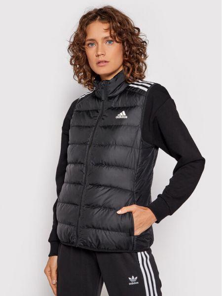 Kamizelka puchowa - czarna Adidas
