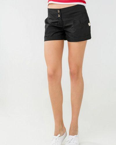 Черные шорты Ora