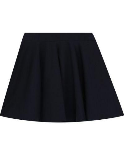 Юбка мини с поясом шелковая Polo Ralph Lauren