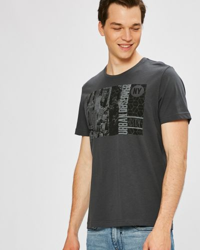 Серая футболка S.oliver