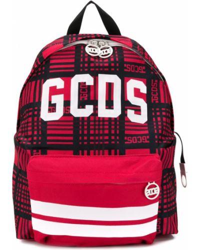 Рюкзак черный с логотипом Gcds Kids