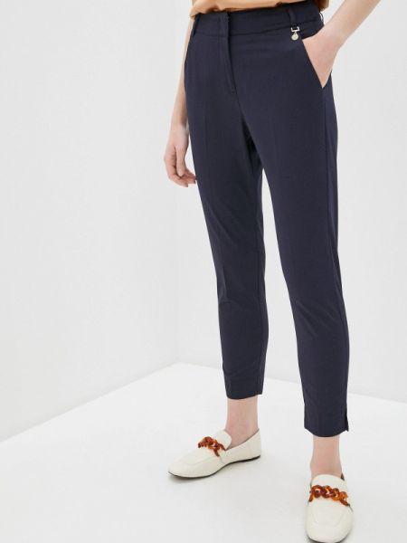 Черные классические брюки с карманами Pennyblack