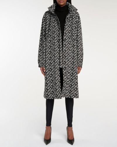 Czarny sweter Balenciaga