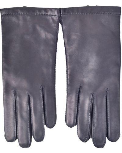 Кожаные перчатки шерстяные Parola