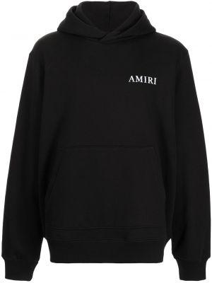 Черное худи классическое Amiri