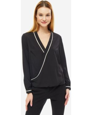 Блузка с декольте Sisley