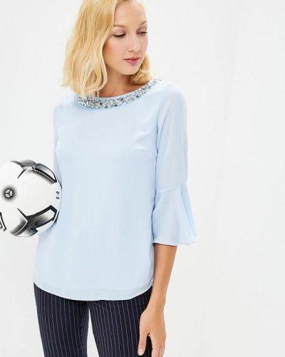 Голубая блузка Wallis