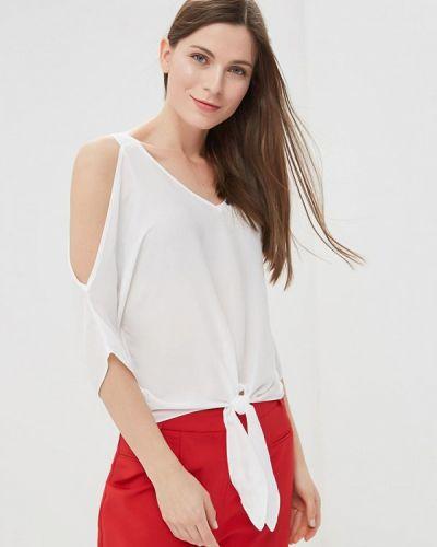 Белая блузка Adl